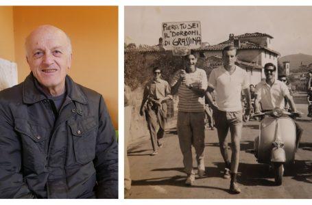 Da Grassina a Panzano a piedi: quella scommessa durante l'estate del '58…