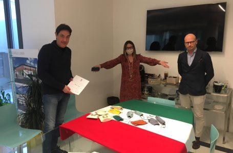 Il gran gesto dell'azienda Giorgio Linea: 15.000 mascherine per Impruneta, una ad abitante!