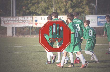 Coronavirus, Calcio toscano: si prolunga lo stop di tutti i campionati!