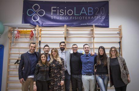 """Lo Staff di FisioLab annuncia la chiusura: """"Per la sicurezza dei nostri pazienti…andrà tutto bene!"""""""