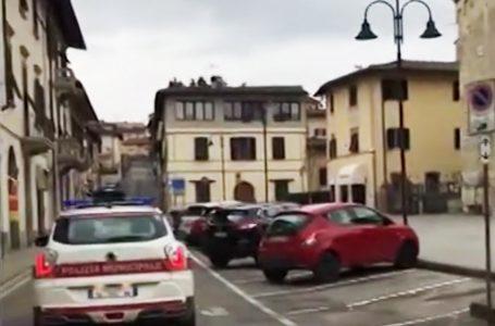 """Bagno a Ripoli, l'Inno di Italia è """"on the road"""": l'ultima idea della Polizia Municipale"""
