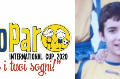 "Un torneo nel ricordo del n.10 Niccolò Parigi, la Sales organizza la ""Nicco Paro International Cup"""