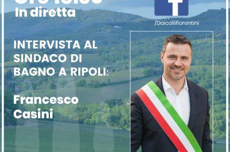 DPCM e Covid-19, in diretta Facebook col sindaco Casini: stasera, ore 18:30!