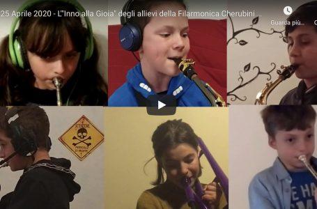 """Filarmonica Cherubini di Bagno a Ripoli: l'""""Inno alla Gioia"""" dei giovani allievi"""