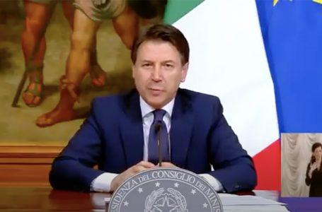Decreto Rilancio, la conferenza stampa del presidente Conte