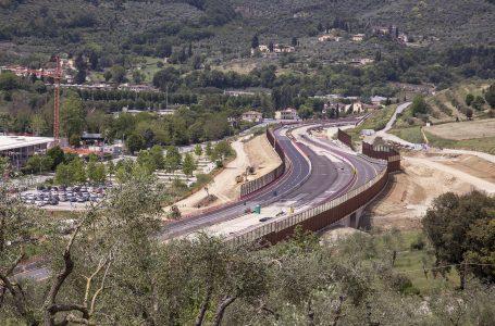 Ponte a Niccheri, lavori in corso: attivo (a metà) il cantiere che trasformerà l'area