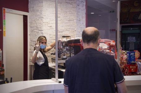"""21 Maggio 2020, come l'è """"bono"""" il primo caffè post-covid al Circolo dell'Antella"""