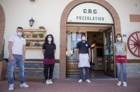 A Pozzolatico torna il piacere della sosta al Circolino: dalla colazione sino all'aperitivo!