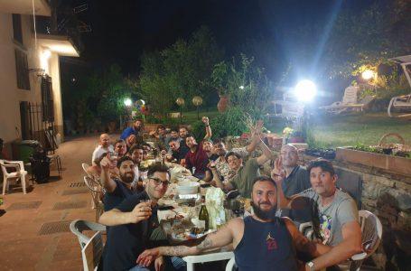 La grigliata di Capitan Cocco: il basket Impruneta si ritrova…a tavola!