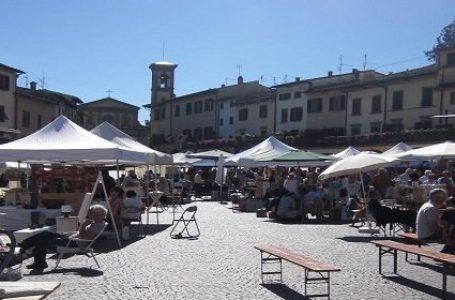 Prodotti della terra in piazza: a Greve in Chianti torna il mercato contadino Il Pagliaio