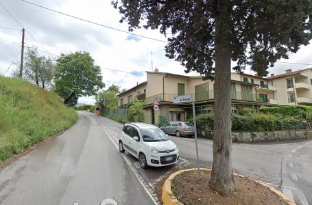 Bagno a Ripoli, Vigili del Fuoco soccorrono un ciclista caduto fuori strada