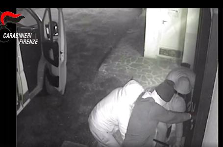 VIDEO / Sgominata banda di cittadini specializzata in furti nelle banche