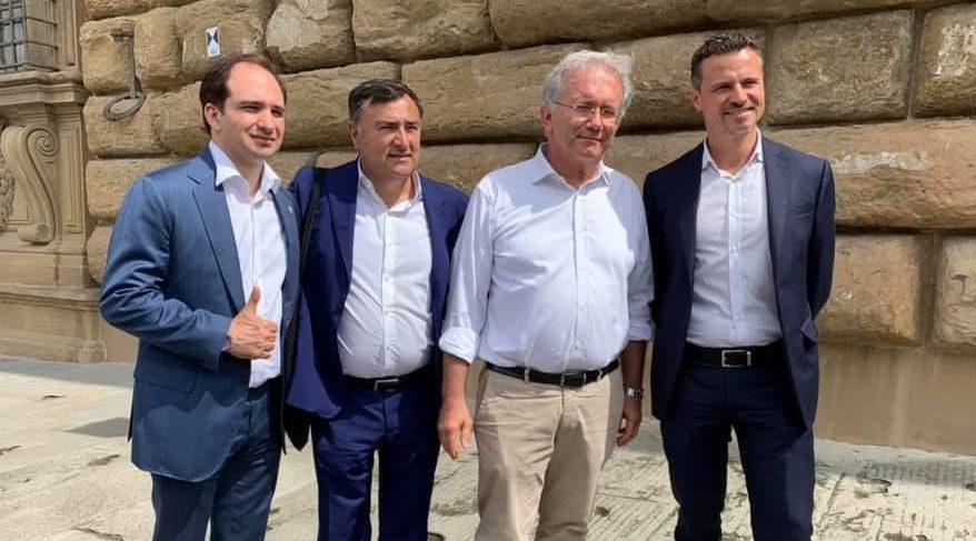 """Fiorentina a Bagno a Ripoli? Il sindaco Casini: """"Adesso avanti spediti per rendere la nuova Casa Viola una realtà"""""""