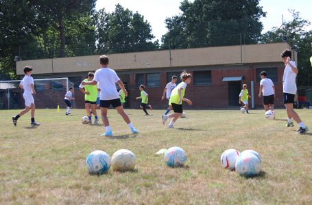"""Antella, in campo i calciatori del domani: che successo il """"2020 Soccer Camp"""""""
