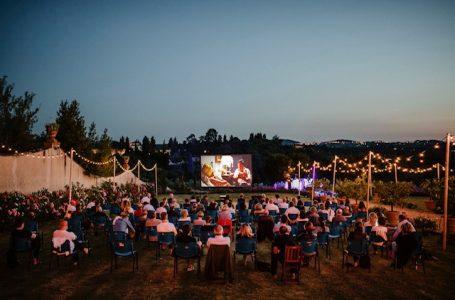 Cinema (e gusto) sotto le stelle, ancora tre appuntamenti a Villa di Lilliano