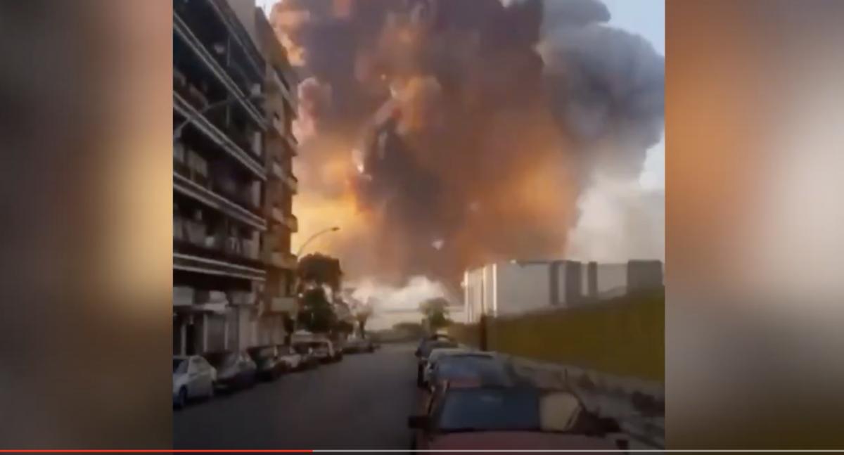 Video / La terribile esplosione di Beirut