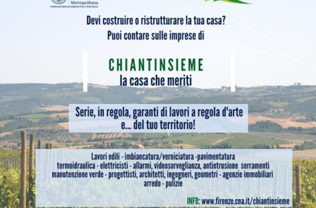 """San Casciano, CNA Firenze presenta il progetto """"""""ChiantInsieme: la casa che meriti"""""""