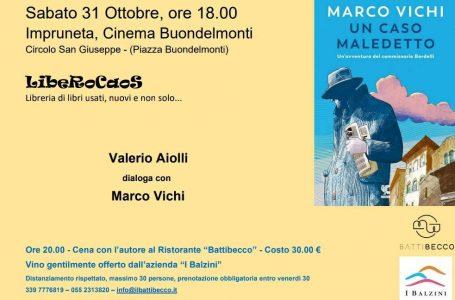 """LiberoCaos presenta """"Un caso maledetto"""" di Marco Vichi: l'ultima avventura del commissario Bordelli"""