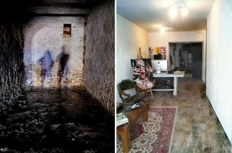 """Margherita e Riccardo, dietro il """"bandone"""" una nuova art-factory: nasce la """"Garage Creative Gallery"""""""