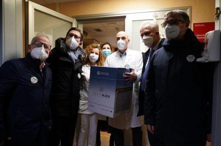 Toscana, arrivata la 3° fornitura di vaccini Pfizer: altre 33.500 dosi per il richiamo