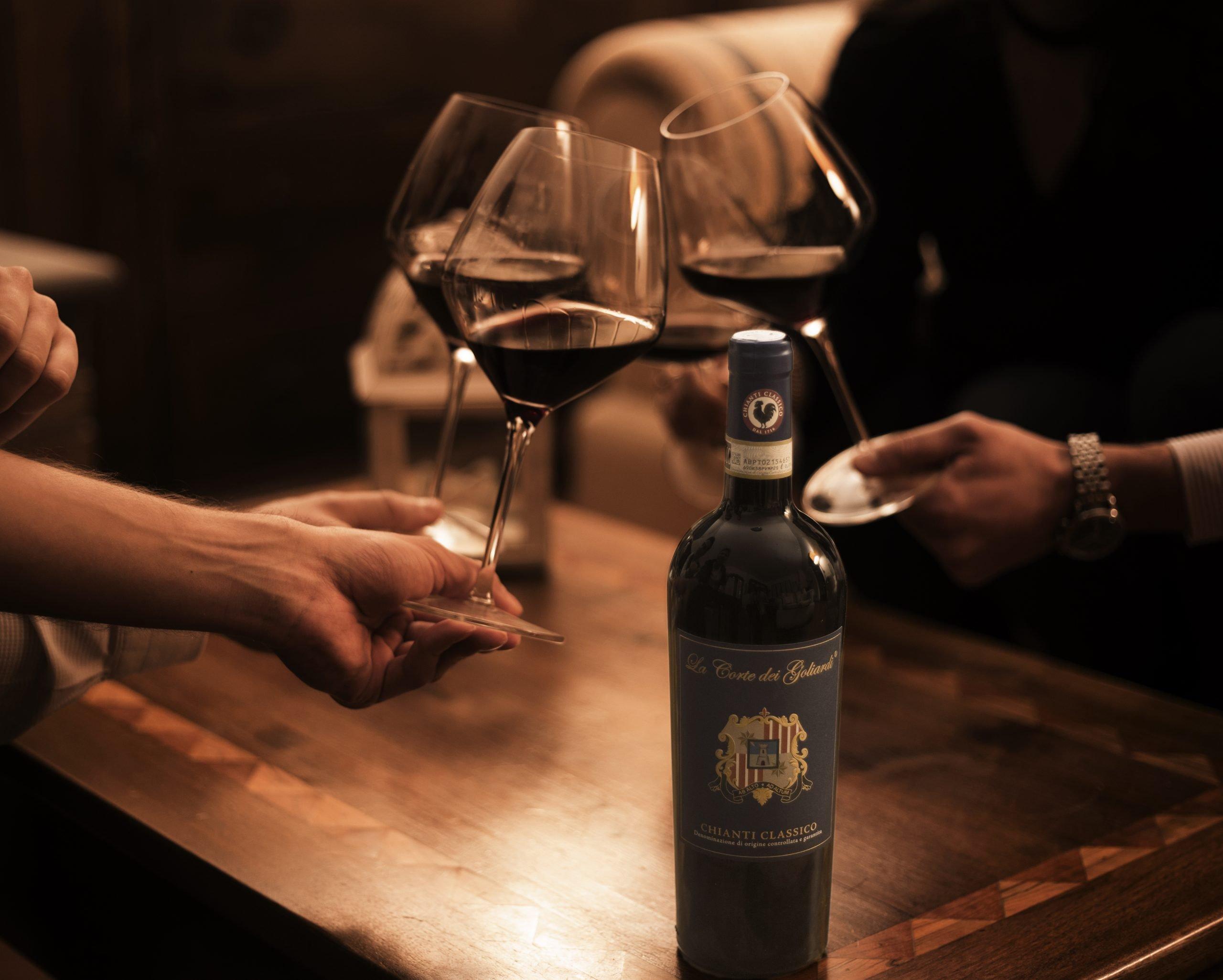 La Corte dei Goliardi marchio vinicolo