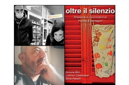 """Grassina """"Oltre il Silenzio"""" del lockdown: Lorenzo, Simone e Silvia firmano un'opera che è già Storia"""