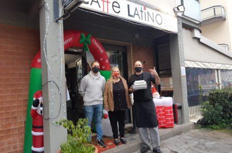 """Tavarnuzze, l'ass. Cioni ringrazia il Caffè Latino: """"Un bellissimo gesto per Natale"""""""
