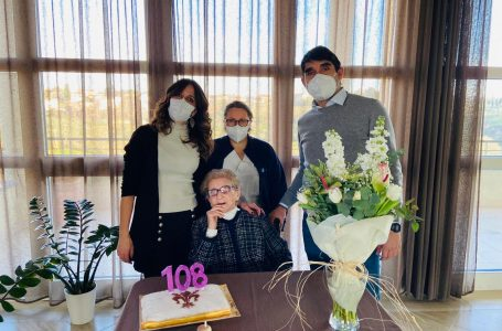 208 anni in due: la prima centenaria del 2021 nel Chianti e la sarta di Sofia Loren!