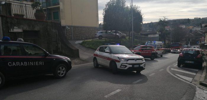 Incendio ad Antella: aggiornamenti in diretta