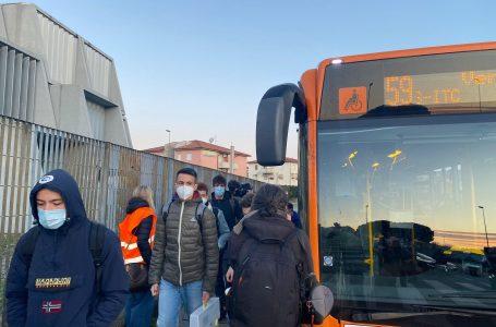 """Tpl e riapertura delle scuole, Baccelli all'uscita del Gobetti-Volta: """"Primi riscontri tutti positivi"""""""