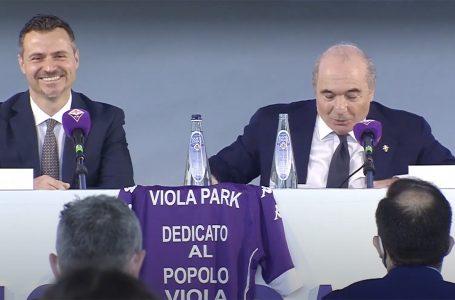 """VIOLA PARK, una pianta di ulivo inaugura il cantiere. ACF Fiorentina: """"Una giornata storica"""""""