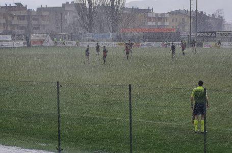 Acquazzone umbro sul Grassina: a Trestina finisce 0-2