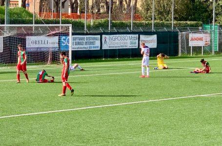 Serie D, il Grassina perde 1 a 1 tra le mura amiche col Flaminia: a Marzierli risponde Cruz (Highlights)