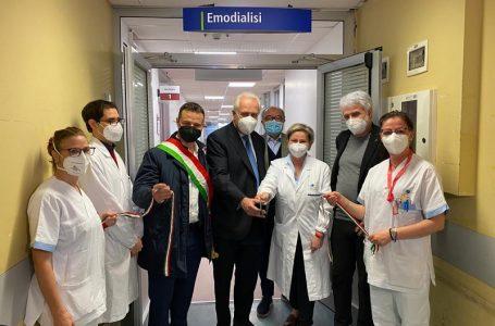 Inaugurato il reparto di emodialisi all'Osma: 20 posti letto tecnici per trattamenti all'avanguardia!