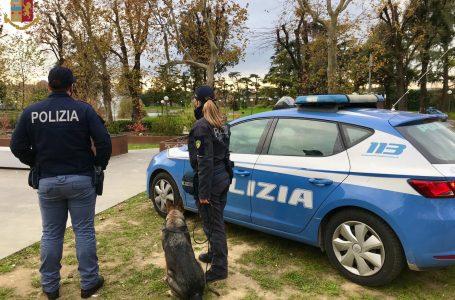 Firenze, spaccio di eroina a 50 metri da una scuola: la Polizia di Stato arresta un pusher