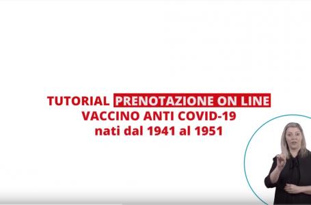 VIDEO / Vaccino anti Covid, il tutorial per le persone over 70