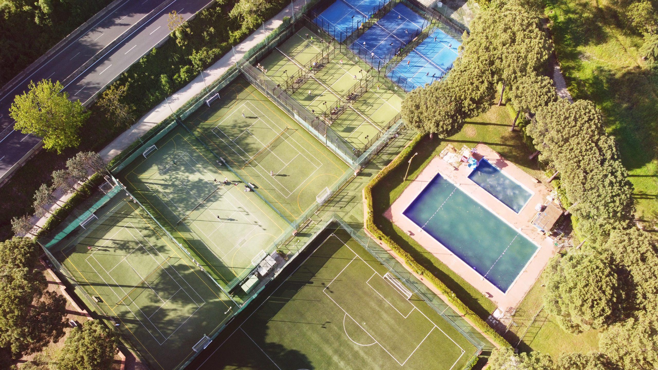 New Zodiac di Tavarnuzze, il piacere dello sport: campi aperti e…raddoppiati. Il Paddle? Un boom clamoroso!