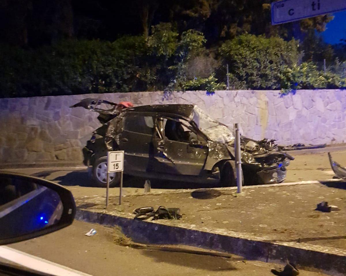 Ultim'ora: tragico incidente tra Chiocchio e Strada in Chianti. Deceduta una donna grevigiana