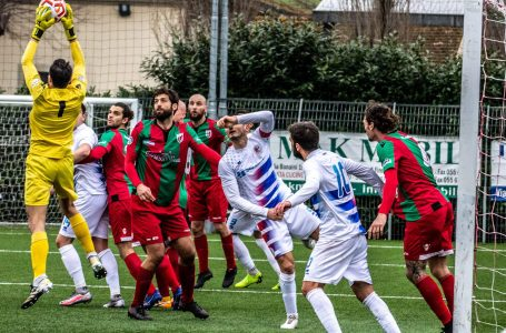Serie D / You can be heroes just for one day! Gavorrano 2 Grassina 4