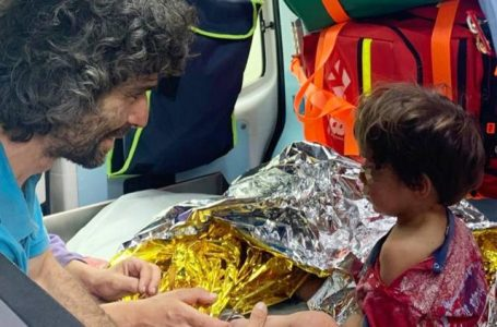 """Bambino ritrovato, il racconto del volontario: """"Tutti commossi davanti a Nicola che cercava la mamma"""""""