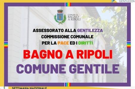 """Bagno a Ripoli """"Comune Gentile"""": tre nuove panchine viola sul territorio"""