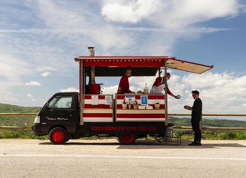 """Un nuovo fast food al sapore di Chianti: il Cecchini Panini Truck trasporterà su un """"camioncino"""" la tradizione del territorio"""