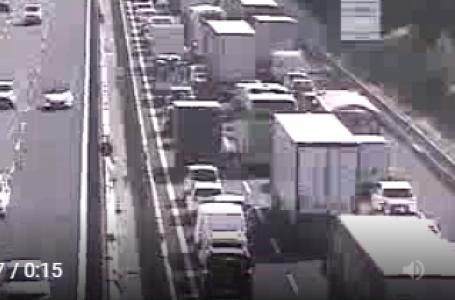 A1, nuovo incidente tra Impruneta e Firenze Sud: tratto autostradale chiuso!