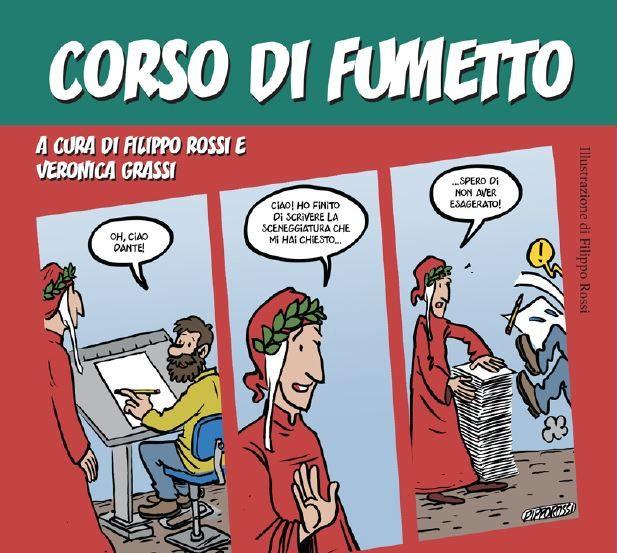 """Dante e la """"divina vignetta"""", a lezione di fumetto con gli insegnanti della Scuola Comics"""