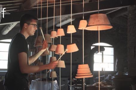 Impruneta, la tradizione che sperimenta: i suoni di Alta Frequenza sul cotto della Fornace Masini!