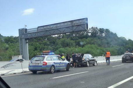A1 in tilt, 8 km di coda causati da un incidente tra Incisa e Firenze-Impruneta