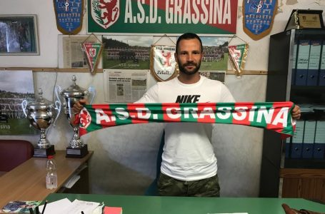 Grassina, esordiente ed ex bomber (da 180 gol tra C e B): Marco Cellini sarà il nuovo mister Juniores