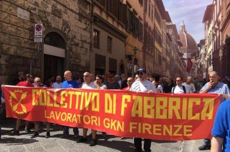 Gli operai GKN incontrano i lavoratori dello spettacolo: Massini, Pelù, Rondelli sul palco!