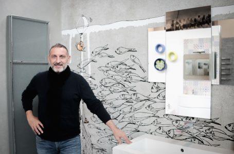 """Posarelli Interni, qualità e creatività al servizio del """"progetto-casa"""": nello show-room di Paolo Posarelli"""