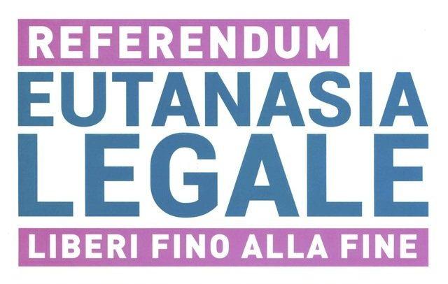 Referendum abrogativo a favore dell'eutanasia: il gruppo consiliare VIVA organizza un calendario di raccolta firme